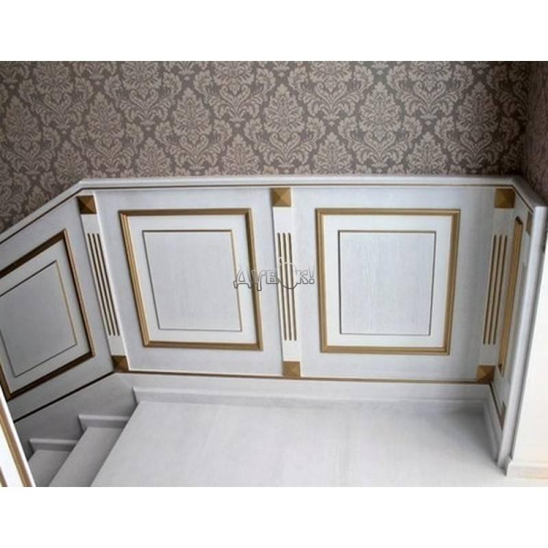 декоративные панели из мдф с эмалью
